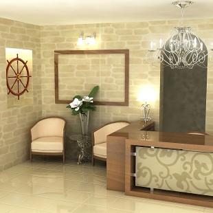 hotel Avanta (Prčanj, Crna Gora) - recepcija 1