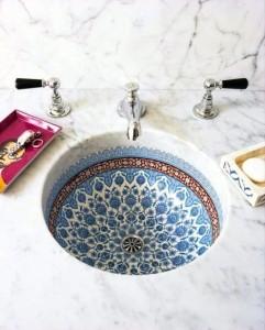 uređenje kupatila u etno orjentalnom stilu