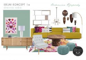 dnevna soba - 1a-Bohemian Style