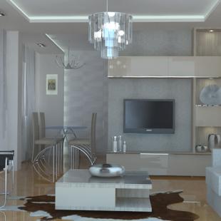dnevna soba i trpezarija - Dragana P.