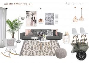 moodboard-1a- moderna dnevna soba (sivo bela)