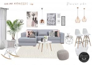 moodboard-1b (moderna dnevna soba - siva, bela, rose gold)