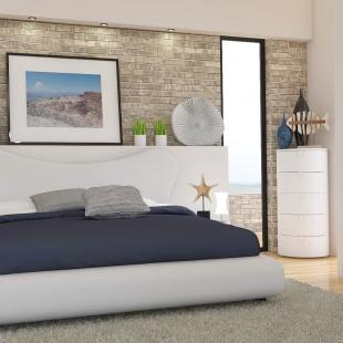 spavaća soba (detalji) - Kristina C.