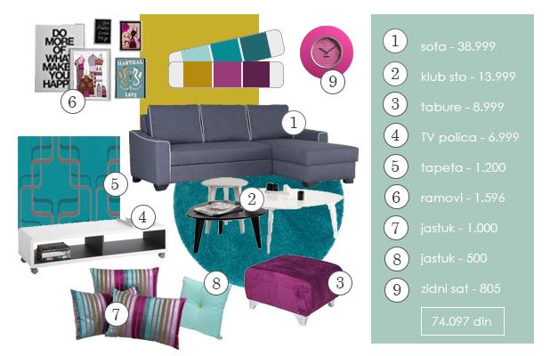 retro-dnevna-soba-koncept