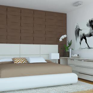 spavaća soba (krevet i komoda) - Dragana P.