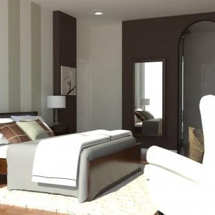 spavaća soba - klasičan stil- 5