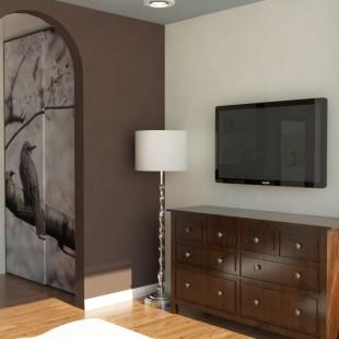 spavaća soba - klasičan stil-9
