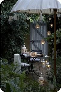 romantični svećnjaci