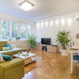 dnevna soba - privatan stan na Lionu - slika 01
