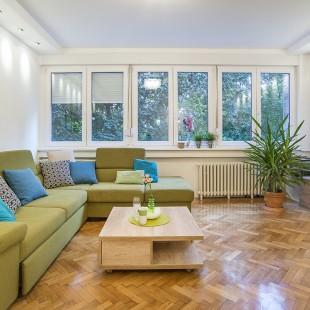 dnevna soba - privatan stan na Lionu - slika 02
