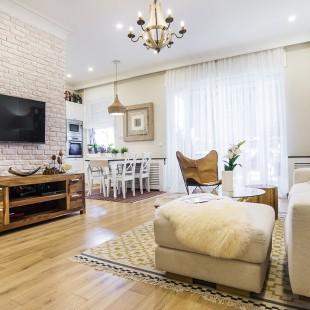 dnevna soba u modernom stilu
