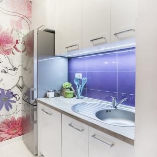 kuhinja - privatan stan na Lionu - slika 01