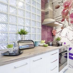 kuhinja - privatan stan na Lionu - slika 02