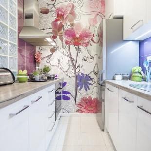 kuhinja - privatan stan na Lionu - slika 03