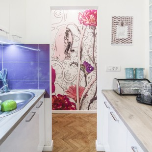 kuhinja - privatan stan na Lionu - slika 04