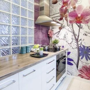 kuhinja - privatan stan na Lionu - slika 05