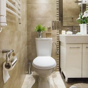 kupatilo - privatan stan na Lionu - slika 01