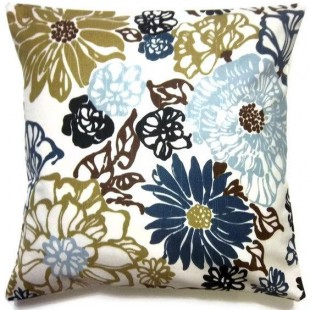 jastuk sa plavo zelenim detaljima