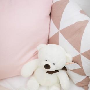 plišani meda - krevetac za bebe