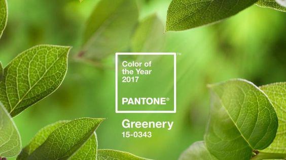 Greenery-boja godine 2017