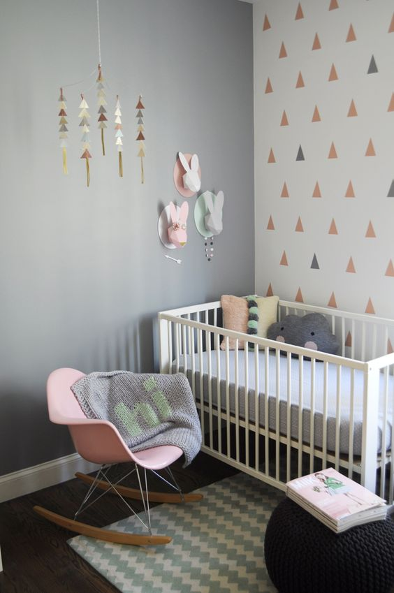 Tapeta u sobi za bebu 1