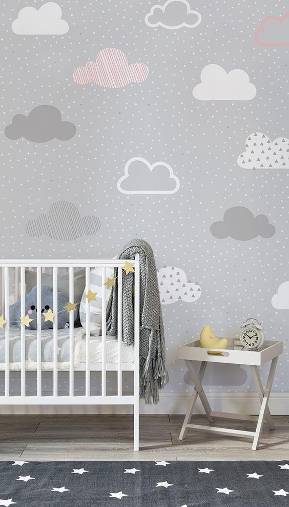 Tapeta u sobi za bebu 2