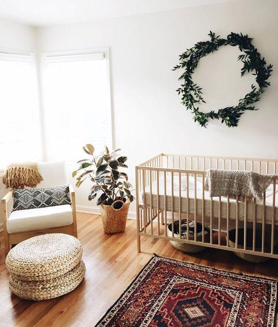 kutak za roditelje u sobi za bebu 5