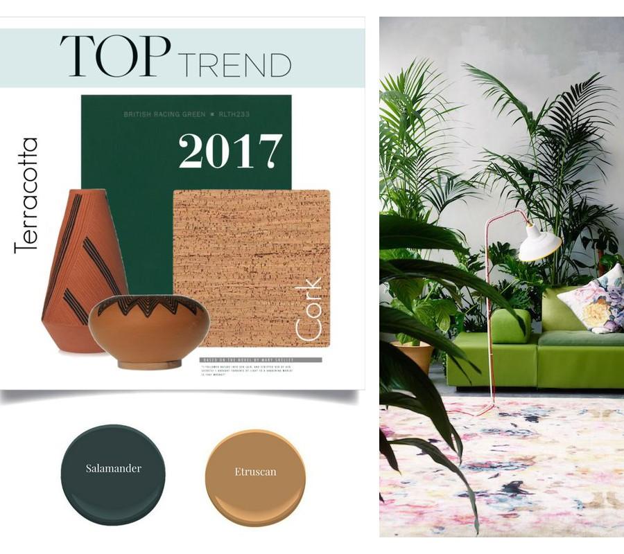 top trendovi u enterijeru 2017