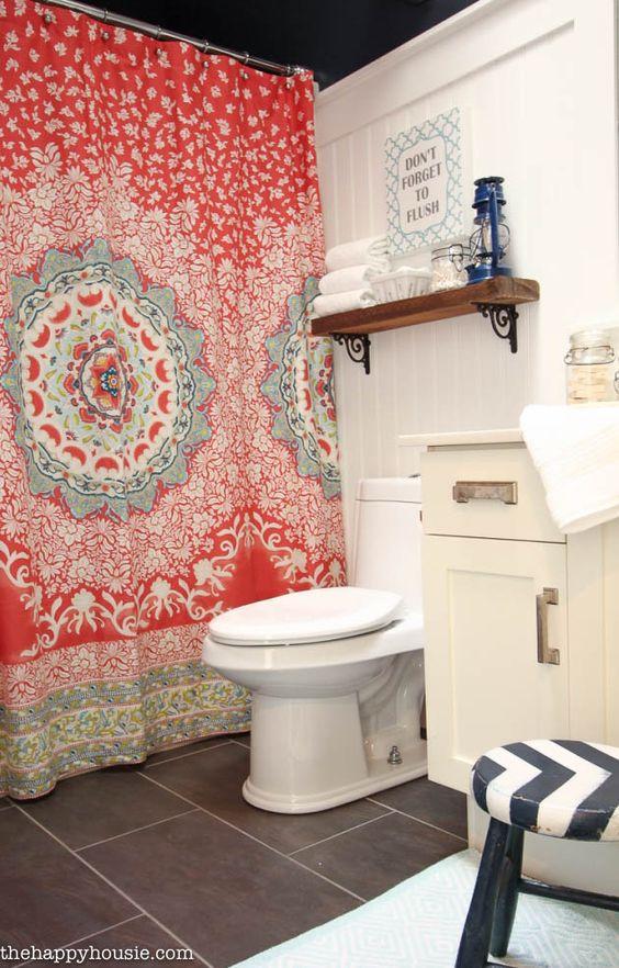bohemian detalji u kupatilu