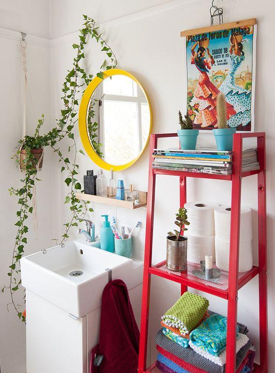 kako dodati jarke boje u kupatilo