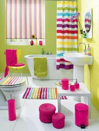 raznobojno kupatilo