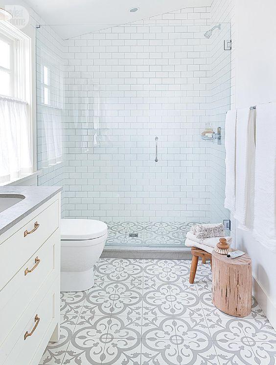 podne plocice u kupatilu patern 1