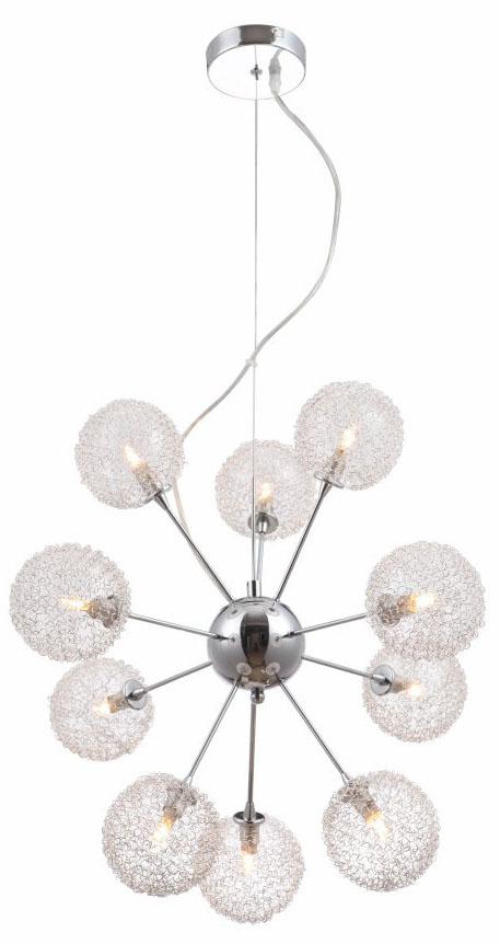 Sputnik luster Lampelusteri 2