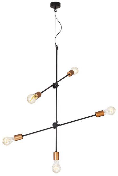 Sputnik luster Lampelusteri
