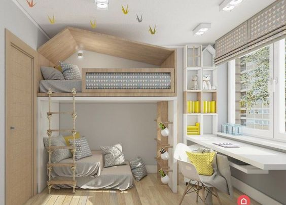 deciji kreveti na sprat_dizajn enterijera_14