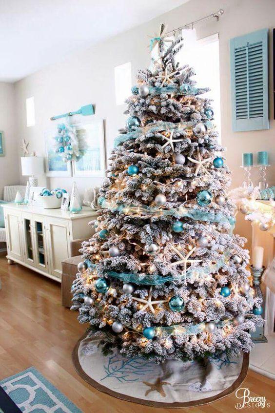 novogodisnja dekoracija_coastal christmas_1