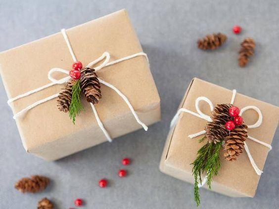 novogodisnja dekoracija_uradi sam_pakovanje poklona_12