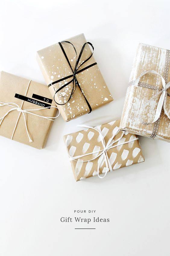 novogodisnja dekoracija_uradi sam_pakovanje poklona_13