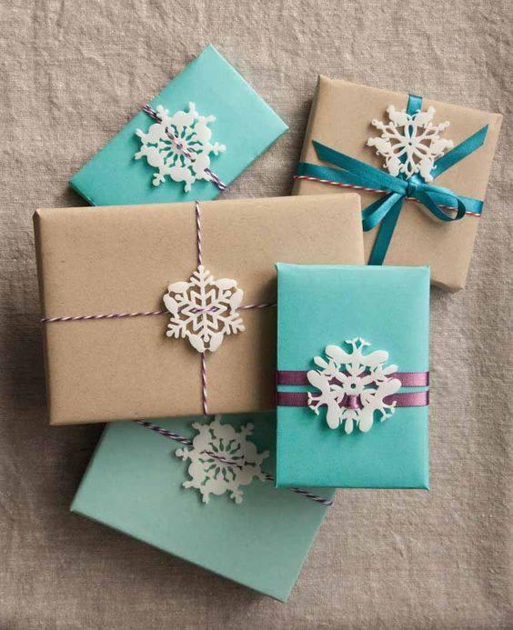 novogodisnja dekoracija_uradi sam_pakovanje poklona_2