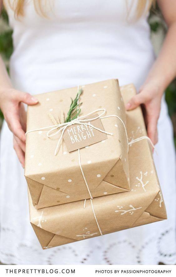 novogodisnja dekoracija_uradi sam_pakovanje poklona_8