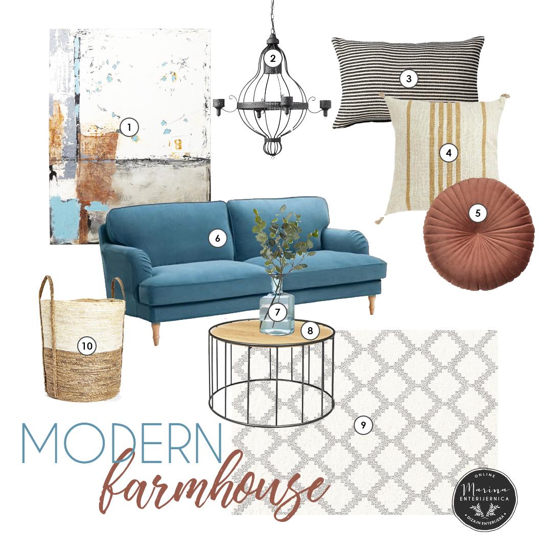 Modern farmhouse-1