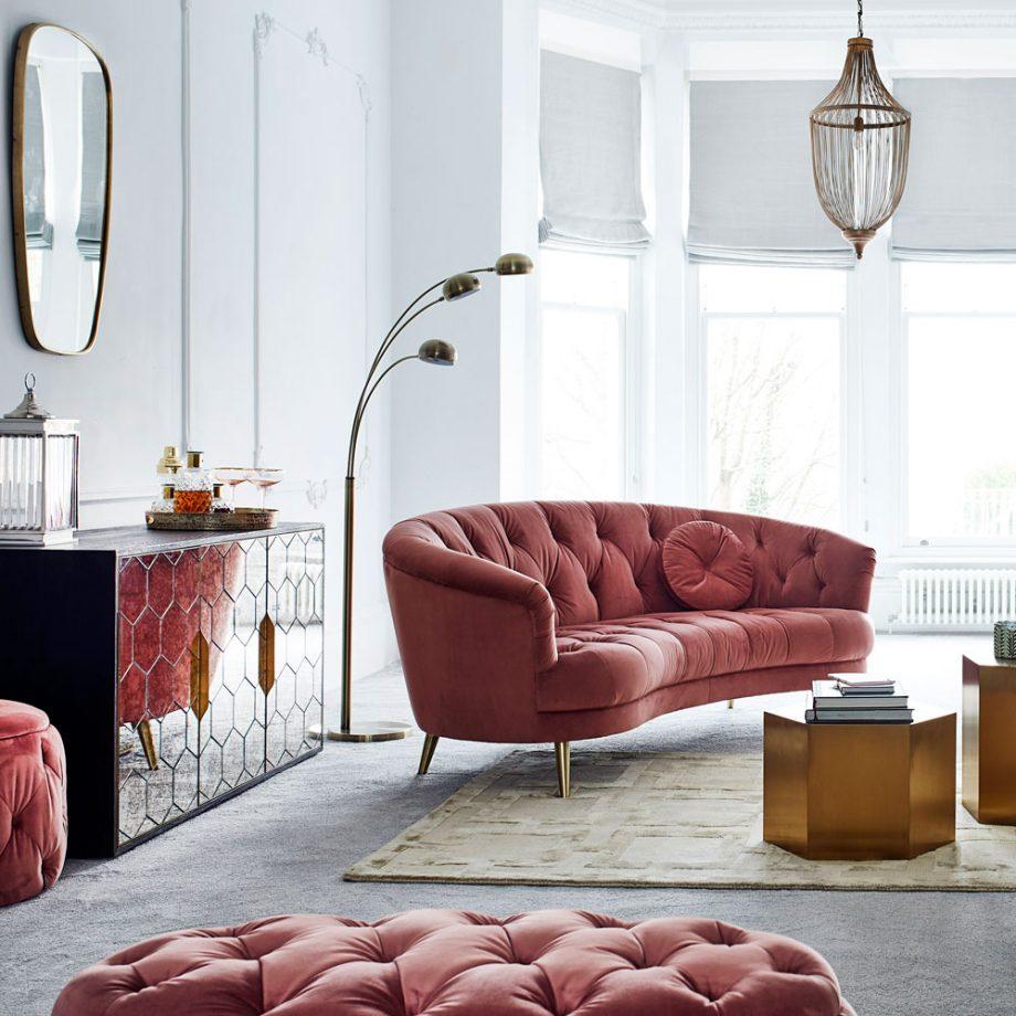 Art deko sofa