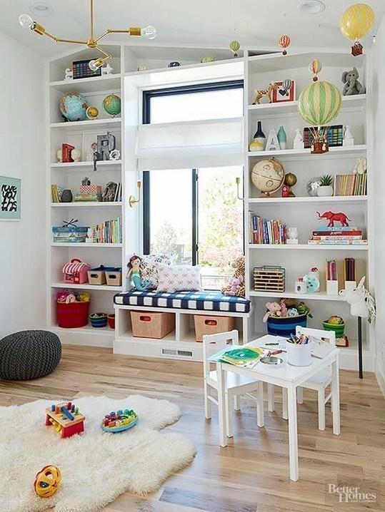 5 police za dečiju sobu