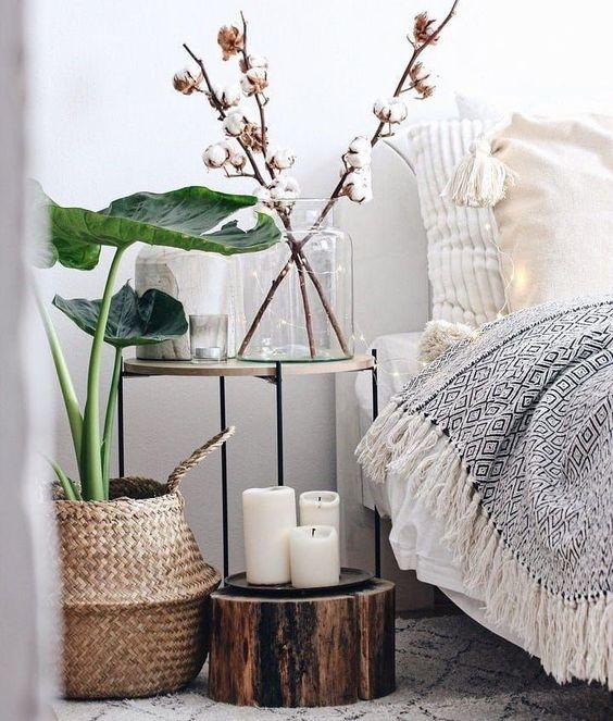 hygge dekoracija doma