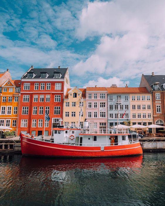 putovanja Kopenhagen