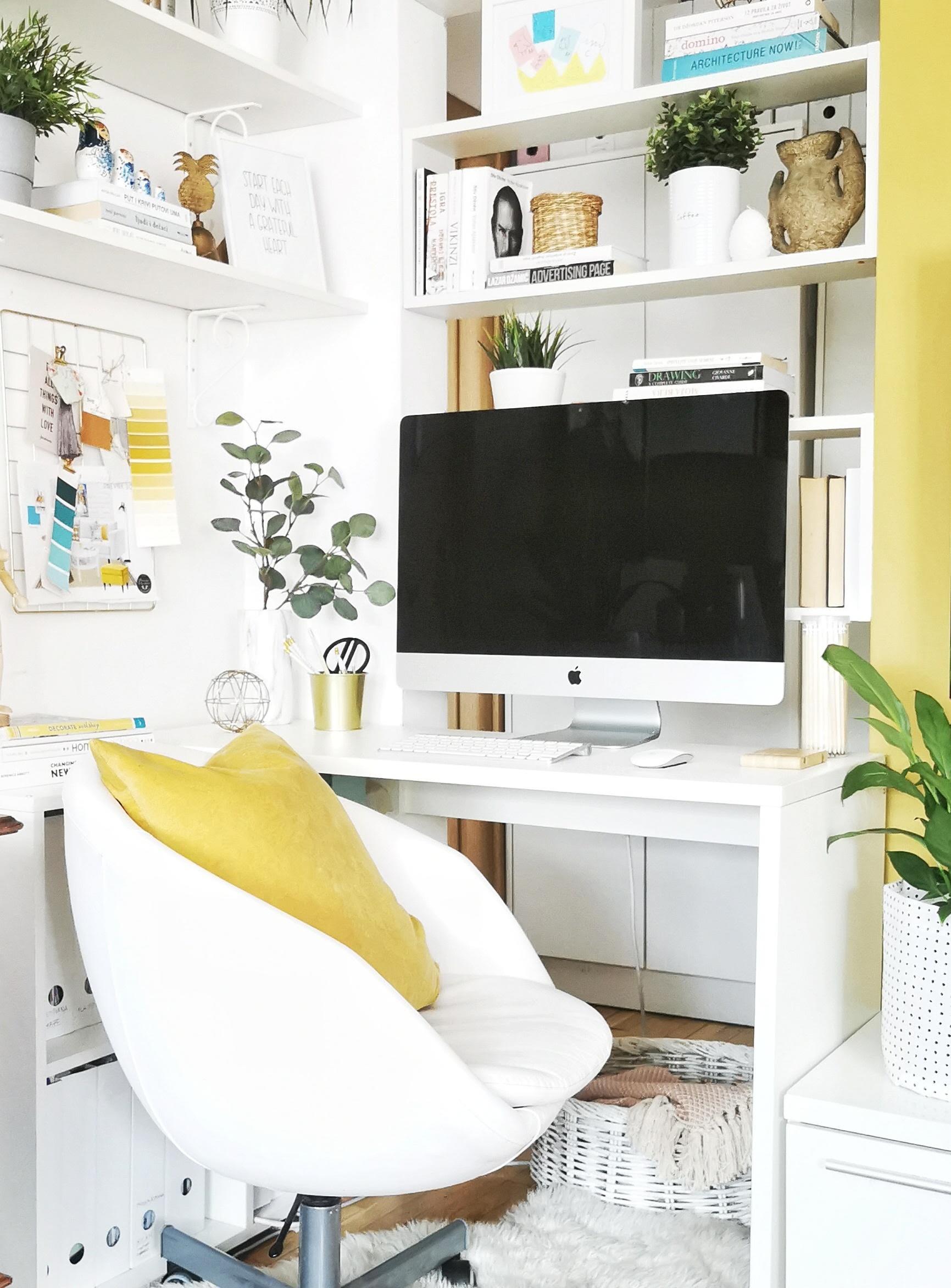 kako urediti radni prostor