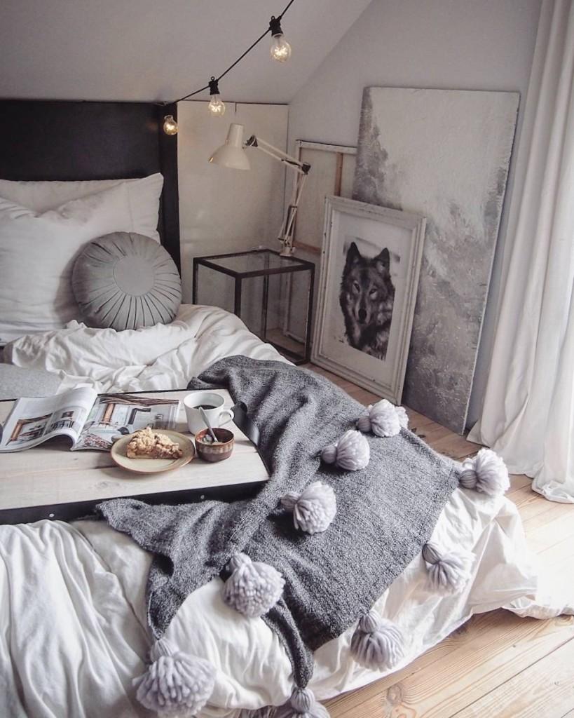 spavaća soba za uživanje