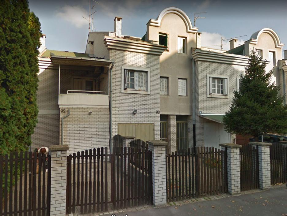 kuće u nizu - Borča (moja kuća)